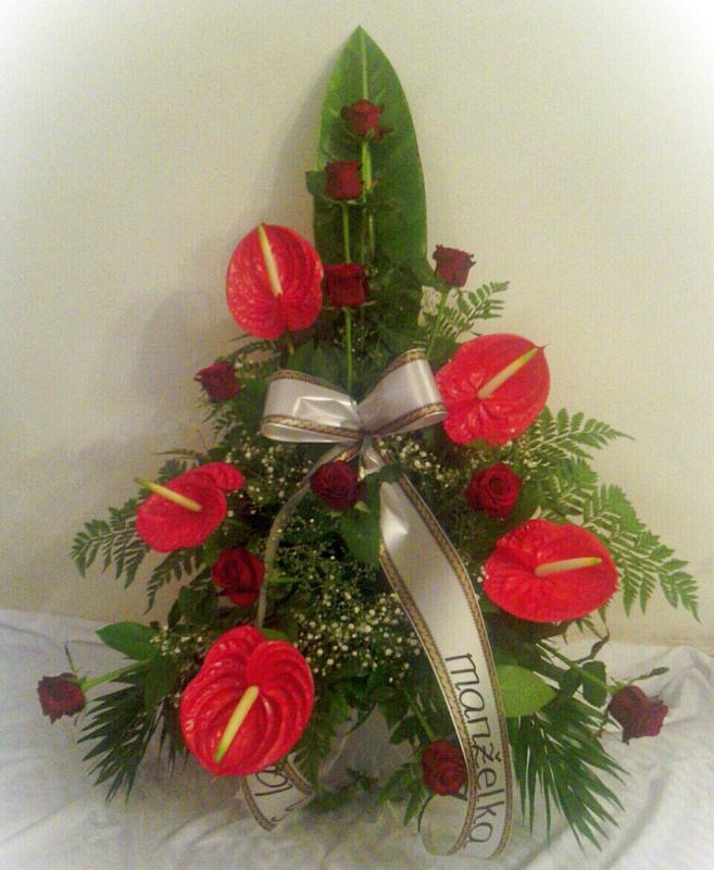Pohřební služba Třebíč kytice-vysoka-7