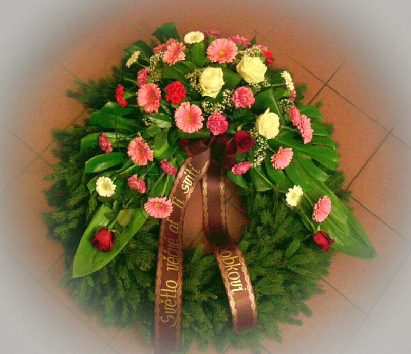 Pohřební služba Třebíč venec-rostly-5