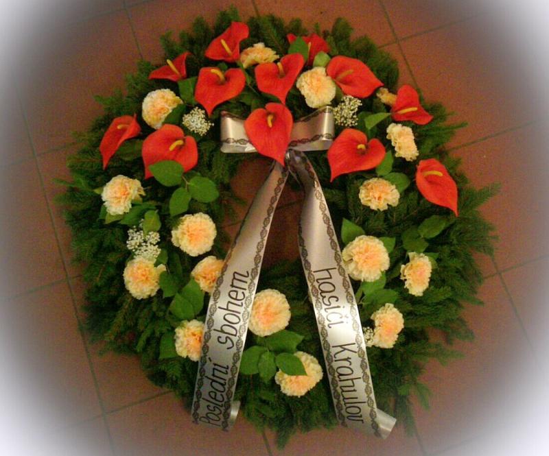 Pohřební služba Třebíč venec-umely-4