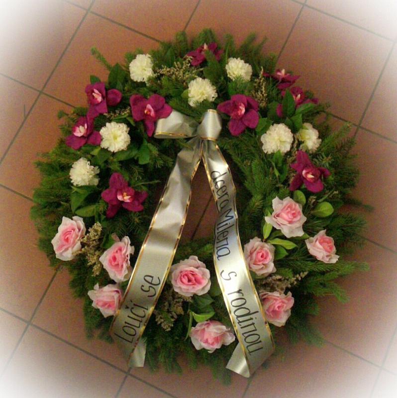 Pohřební služba Třebíč venec-umely-5